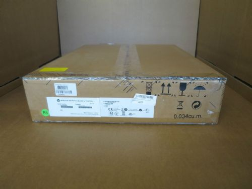 10x NEW Sealed HP 5120-24G EI TAA 24 Port Gigabit Ethernet Switch JG245A JE066A
